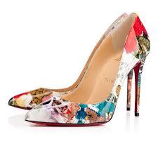 pigalle follies trashprint 100 multi patent women shoes