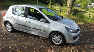 used renault clio dynamique 2007 cars for sale motors co uk