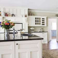 Contemporary Country Style - white modern country kitchen top 25 best modern country kitchens