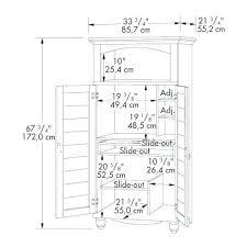 computer armoire desk cabinet u2013 viscometer co