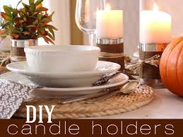 Simple Thanksgiving Table Settings Thanksgiving Table Setting Ideas In My Own Style