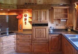 cuisine bois massif création escaliers bois massif 74 denis perrissin menuisier la