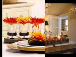 Table Centerpieces For Thanksgiving Thanksgiving Table Decorations Ideas Youtube