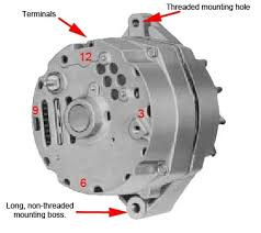 delco remy 3 wire alternator wiring diagram wiring diagram and