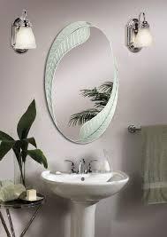 decorating bathroom mirrors ideas mirror on mirror decorating for bathroom the bathroom