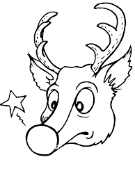 story rudolph red nosed reindeer clip art library