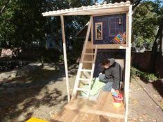 How To Build A Backyard Playhouse Roof Hatch Playhouses And - Backyard fort designs