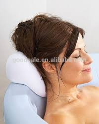 bath pillow as tub pillow spa pillow bathtub pillow