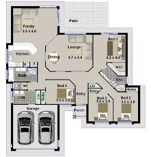 simple house plans with loft floor plan mountain two cottage layouts back covered cabin small