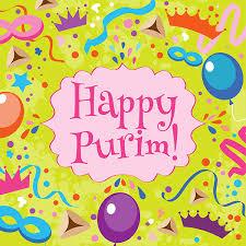 purim picture happy purim tea
