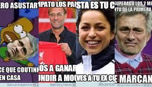 Mourinho Meme - jos礬 mourinho y j禺rgen klopp memes tras el chelsea vs liverpool