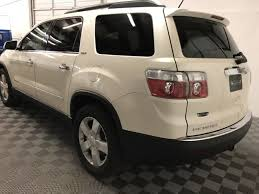 2008 gmc acadia slt2 nav buckets city ok direct net auto