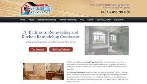 contractors web design monmouth county nj local seo nj