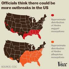map of usa zika zika virus explained in 6 charts and maps vox