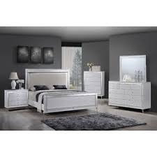 Bed Sets White White Bedroom Sets You Ll Wayfair