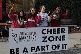 Seeking Zone Philadelphia Marathon Is Seeking Cheer Zone Participants Phillyvoice