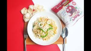 bumbu opak setan resep nasi goreng sayur cumi pedas krupuk samiler youtube