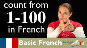french numbers 1 100 learn french with alexa youtube