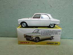 where is peugeot made dinky toys 1 43 peugeot 204 made in spain 510 catawiki