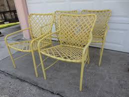 Vintage Woodard Patio Furniture - furniture design ideas vintage brown jordan patio furniture decor