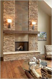Stacked Stone Veneer Interior Stacked Stone Veneer Fireplace Pictures Installing Dry Stack Tile