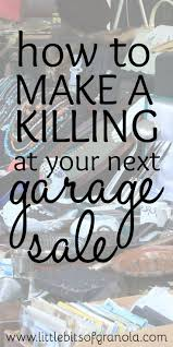 189 best garage sale tips images on pinterest yard sales garage