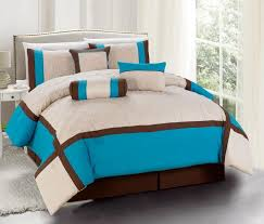 Duvet Curtain Sets 61 Best Turquoise And Brown Bedding Images On Pinterest Brown