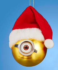 look at this despicable me one eye minion ornament on zulily