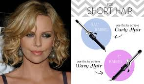 1 inch of hair the right curling iron for your hair length