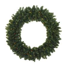 christmas reefs shop artificial christmas wreaths at lowes