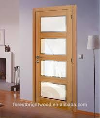 4 Panel Interior Door Glass Panel Interior Doors 4 Panel Shaker Beveled Glass