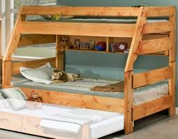 Hardwood Bunk Bed Solid Wood Bunk Beds For