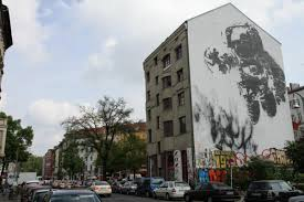 Wall Mural Shining Through The Berlin S Top 5 Graffiti And Street Art Murals Artnet News