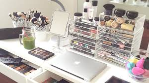 my makeup collection and storage 2015 alexandrasgirlytalk youtube