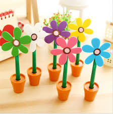 Cute Flower Pots by Online Buy Wholesale Flower Pen Pot From China Flower Pen Pot