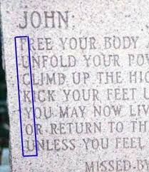 headstone maker best 25 headstone inscriptions ideas on memorial