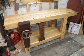 tww benchcrafted split top roubo bench finewoodworking