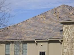 Flat Tile Roof Flat Roof Tile Concrete Embossed Shake Birchwood