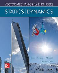 vector mechanics for engineers statics and dynamics ferdinand p