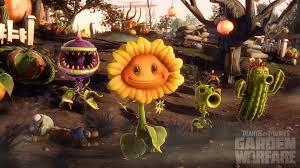 plants vs zombies garden warfare brings a bit of green to the