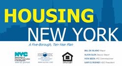 home new york city housing development corporation