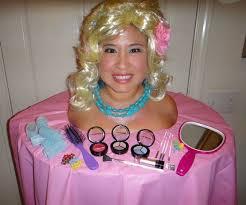 Barbie Costume Halloween Barbie Stylin U0027 Head Costumes 2014 Halloween Costumes
