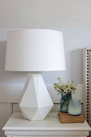 Small Table Lamp Black Best 25 White Lamps Ideas On Pinterest Brass Lamp White Lamp