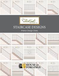 staircase designs interior design styles booklet