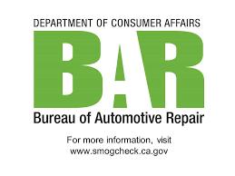 bureau of consumer affairs bureau of automotive repair advisory meeting january 15