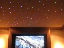 Fibre Optic Lights For Ceilings Colour Ceiling Kit Diy Fibre Optic Ceiling