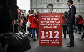 Seeking Cap 1 Swiss Voters Defeat Bill Seeking To Cap Executive Pay Al Jazeera