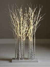 birch tree decor 1 niagara falls pre lit trees led tree rentals niagara falls