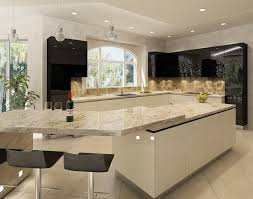kitchen islands vancouver split level bench tops contemporary kitchen design contemporary