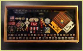 Arrow Of Light Patch Cub Scout And Eagle Scout Shadow Boxes